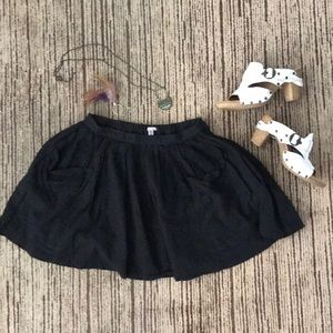 Urban Outfitters Ecote Skirt w/ Pockets